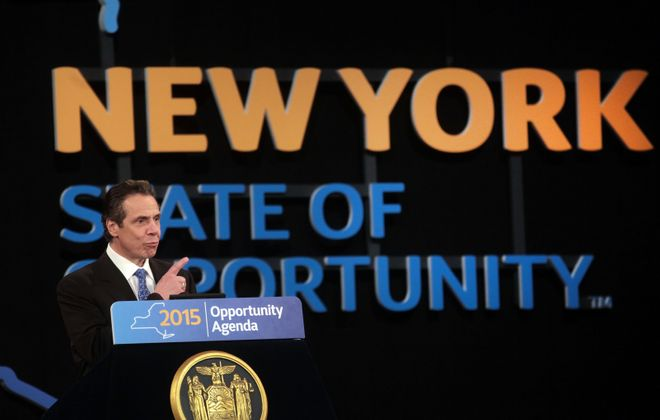 Despite Gov. Andrew Cuomo's claim of being among the nation's most progressive governors, there's a lot more New York could be doing to foster economic equality and opportunity. (New York Times file photo)