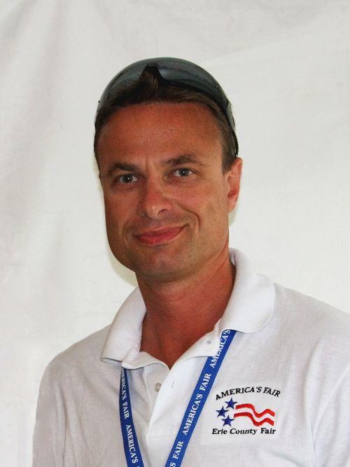 Paul Schober, 55, Erie County Fair's longtime director of entertainment