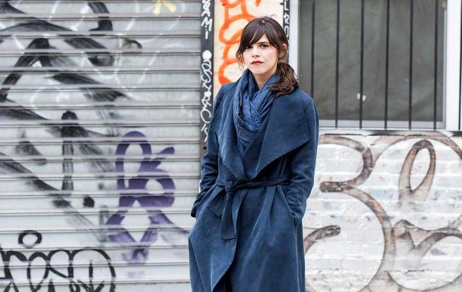 Valeria Luiselli will be speaking at Just Buffalo Literary Center's BABEL series on Thursday at Kleinhans Music Hall.   (Photo courtesy of Diego Berruecos)