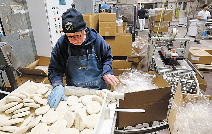 Al Cohen's Bakery has sold its frozen food products division. (Mark Mulville/News file photo)