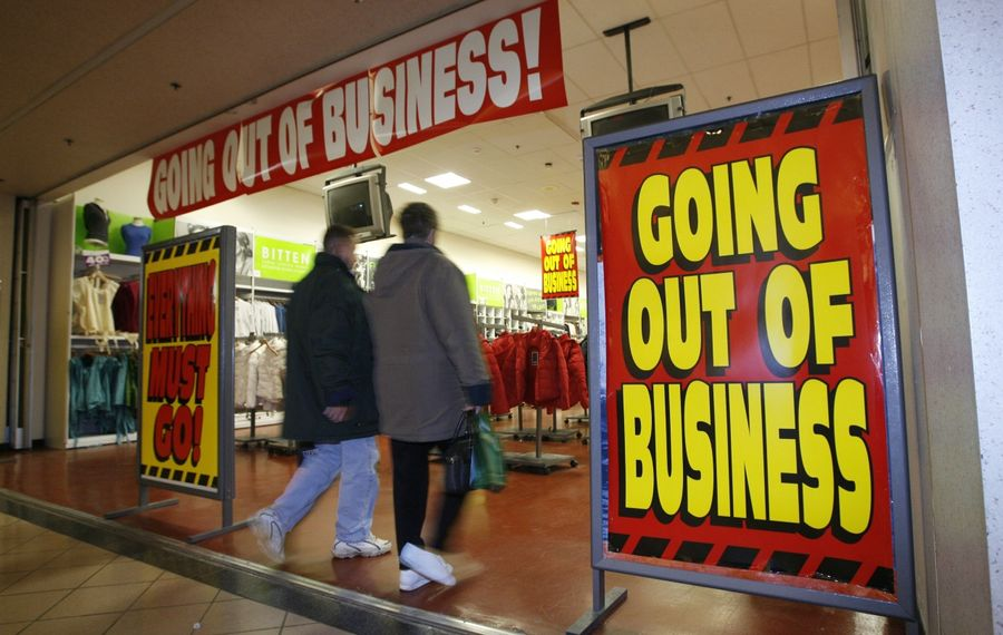 """Small businesses can take steps to """"recession-proof"""" themselves before it's too late. (News file photo)"""