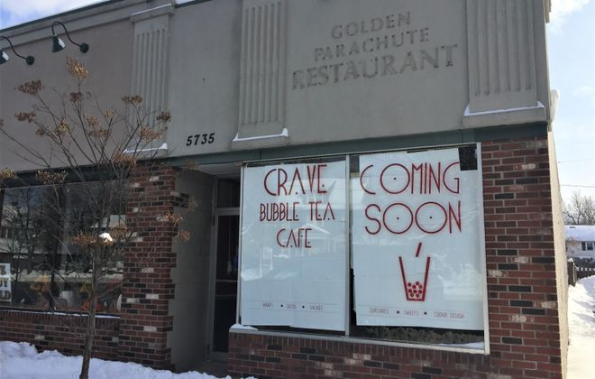 The Golden Parachute, which served its last sandwich in September with the retirement of longtime owners, is transitioning to a catering and training run by original owners' son. (Andrew Galarneau/Buffalo News)