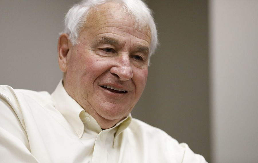 Tom Golisano is investing $20 million in Viridi Parente, a Buffalo company. (Derek Gee/News file photo)
