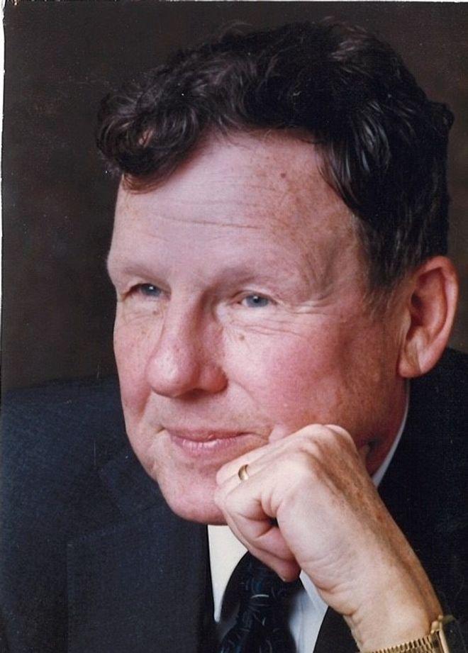 Dr. Edward A. Carr Jr., 97, retired UB Medical School department chairman