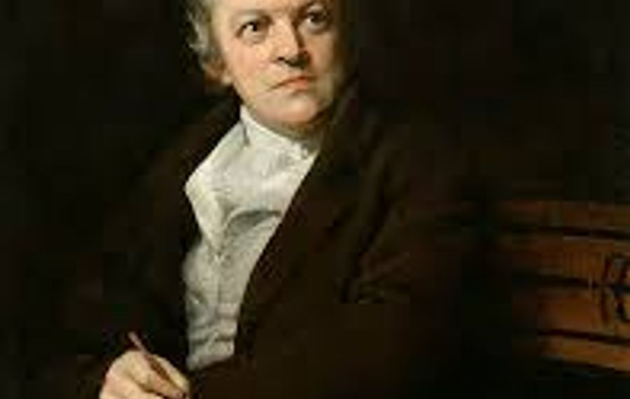 Portrait of William Blake (1807) by Thomas Phillips (National Portrait Gallery, London, England)