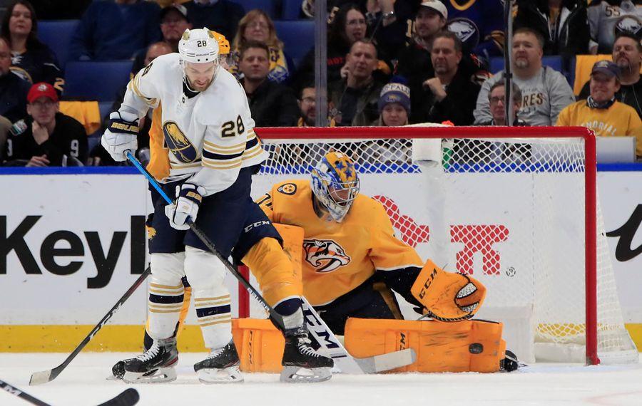 Sabres game day: Battling the Predators in Nashville before the break