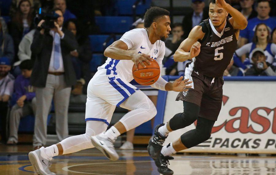 UB, St. Bonaventure men's basketball scheduled to play Dec. 5 at Reilly Center