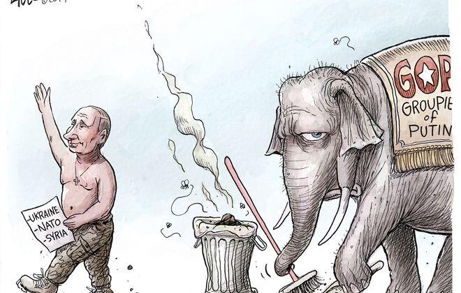 Groupie of Putin: December 10, 2019