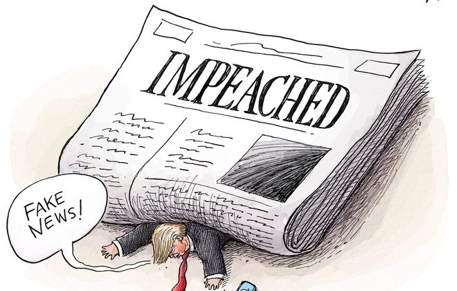 Impeached: December 20, 2019