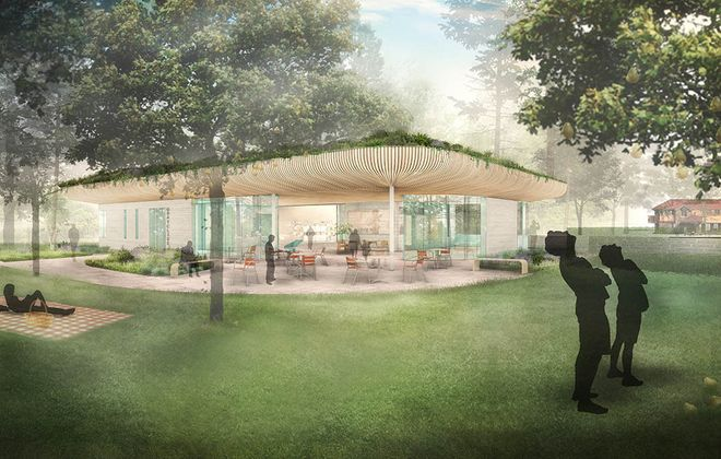 With a new executive director on board, the Graycliff Conservancy wants to build a $5 million, floor-to-ceiling glass-facade visitor center. It's just one of several developments that deserve the public's notice.