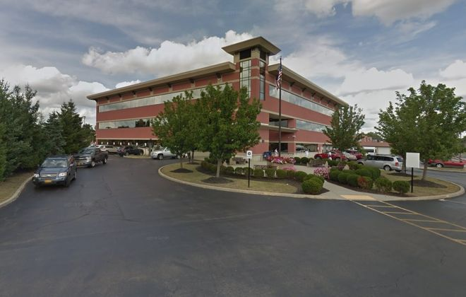 This medical office building in Cheektowaga sold for $36 million, one of two sales between medical office building REITs that totaled $45 million in all. (Google)