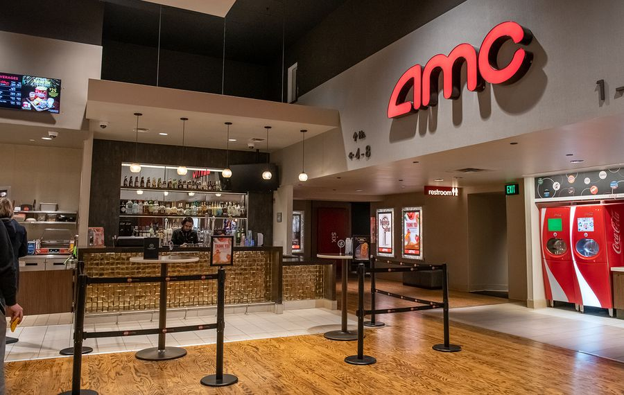 The AMC Market Arcade 8 is the only movie theater (without full dinner service) in Buffalo with a stocked bar. (Dave Jarosz)