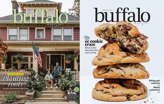 July and October's cover stories were among our favorites this year.