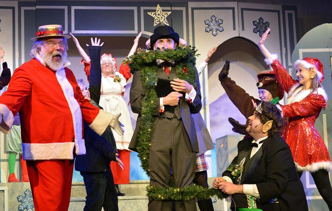 'The Night Before Christmas' brings humor and heart to the Lancaster Opera House