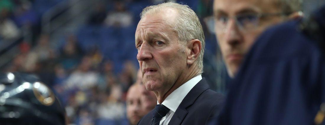 Buffalo Sabres coach Ralph Krueger. (James P. McCoy/News file photo)