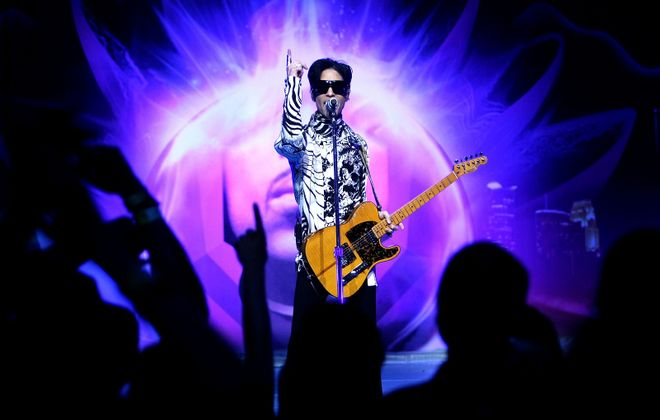 Prince. (Getty Images)