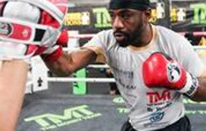 Lionell Thompson is 21-5 heading into his televised  Showtime fight Saturday. (Floyd Mayweather Promotions)