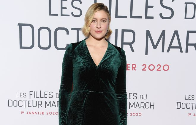 "Jeff Simon writes of ""Little Women"" director Greta Gerwig: ""Ever since she started directing after her estimable career in ultra-indy 'mumblecore' movies, Gerwig has been universally considered a serious contender. Why not her among the anointed Golden Globes five for Best Director?"" (Getty Images)"
