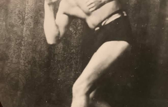 Frank Erne will be inducted to the International Boxing Hall of Fame in Canastota on June 14. Erne died in 1954.