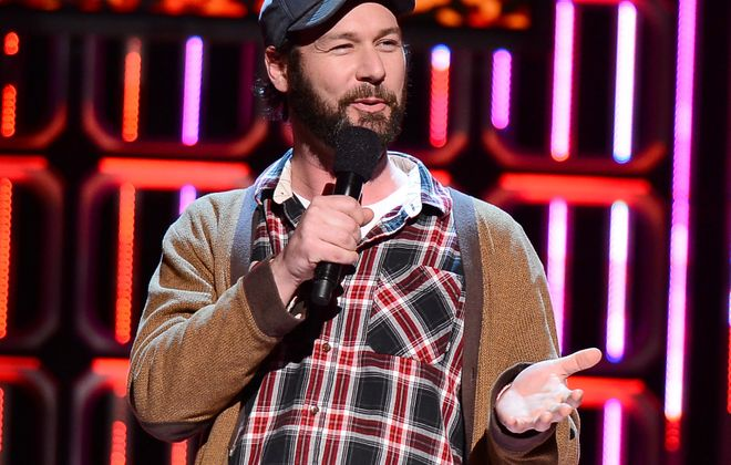 Comedian Jon Dore will perform two New Year's Eve shows at Helium Comedy Club. (Getty Images)