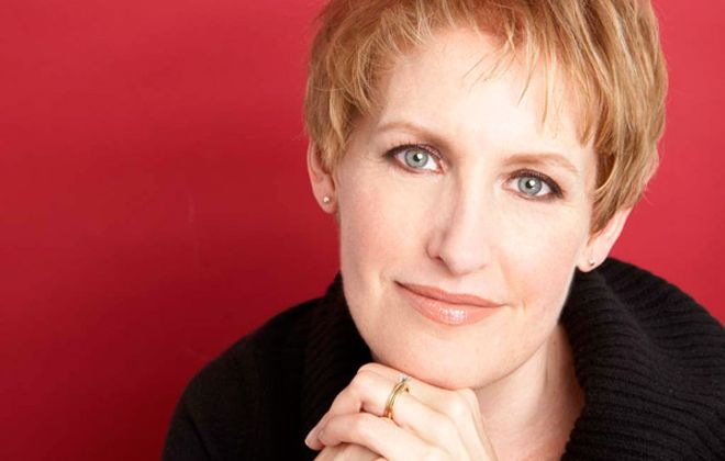 Singer and actress Liz Callaway joined the Buffalo Philharmonic Orchestra and Chorus for the annual John Morris Russell's Holiday Pops concert. (Photo courtesy of Liz Callaway)
