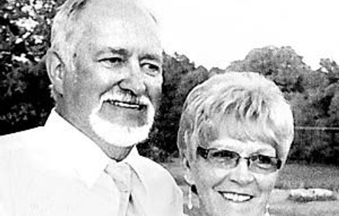 Jerry and Nancy Lash