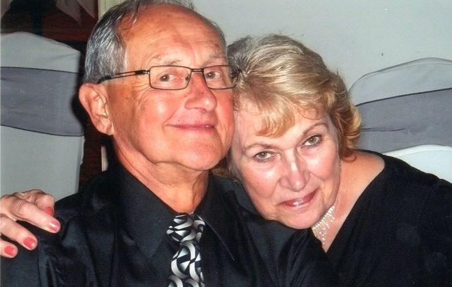 Raymond and Elizabeth Wichlacz