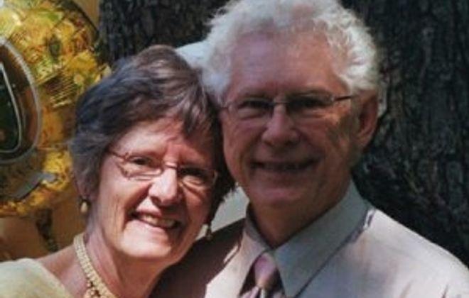 Barbara and Richard Brzyski