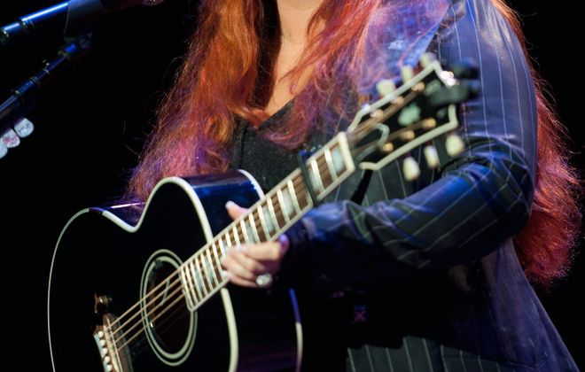 Wynonna Judd will perform with the Buffalo Philharmonic Orchestra Saturday to kick off the orchestra's pops season. (Getty Images)