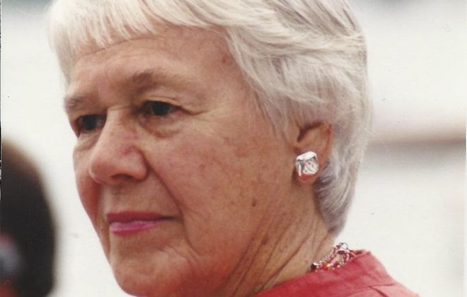 Barbara P. Ebsary, 90, artist, former teacher
