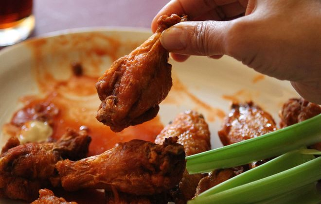 According to the National Chicken Council, the average price of wings in the Northeast is now $2.11 per pound, up 26 cents from last year.