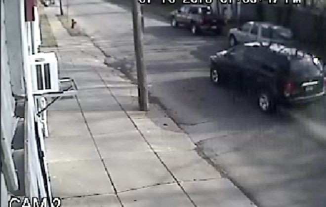 View surveillance camera video of the hit-run accident at www.buffalonews.com