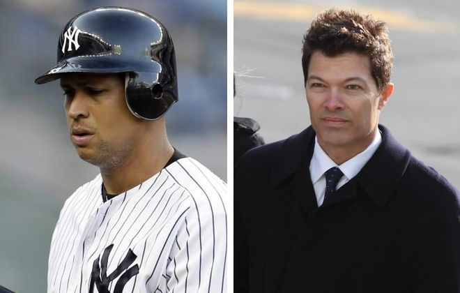 Dr. Anthony Galea, left, insisted he never provided banned substances to sports stars such as Alex Rodriguez.