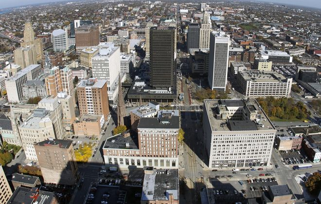 Risk-takers with an idea and a dream, willing to start a business here and build it up, could hold the key to the Buffalo Niagara region's economic future.