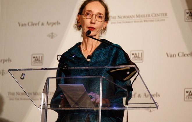 Is Joyce Carol Oates stretching our limits or simply telling a horror story of sexual abuse? (Getty Images)