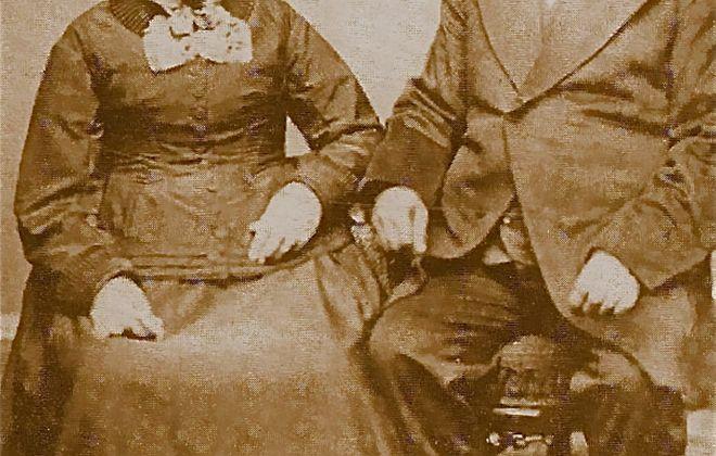 Eva and John Pirson