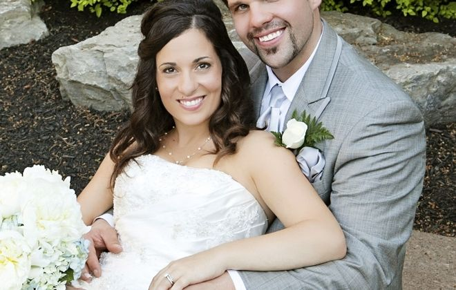 Jennifer Cohen and Christopher Kupiec wed in Kloc's Grove
