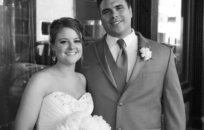 Courtney Waldorf and Sean Kowalski wed in Pearl Street Grill