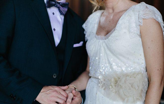 Nicholas Locorriere and Julie Meyer
