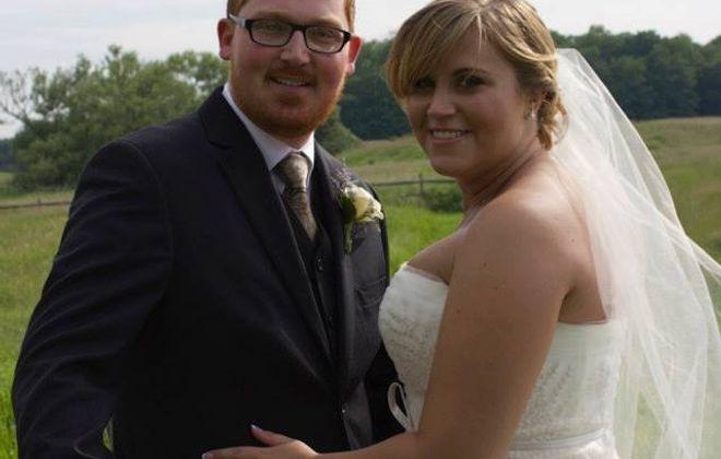Erin Taylor and Joseph Moynihan wed in O'Brien's Sleepy Hollow