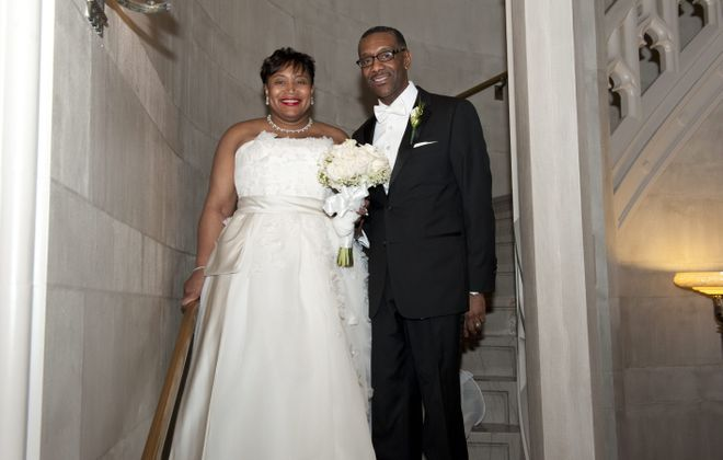 Shirley Troutman and Kenneth J. Turner were married in Ephesus Ministries