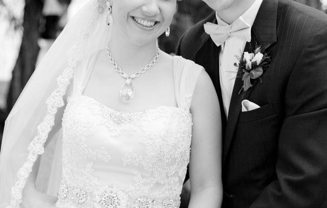 Monique Michelle Rew and Donald Ralph Bigelow III wed in Statler City
