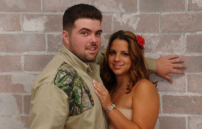 Cassandra L. Serba and John J. Smith wed in Holy Spirit Church