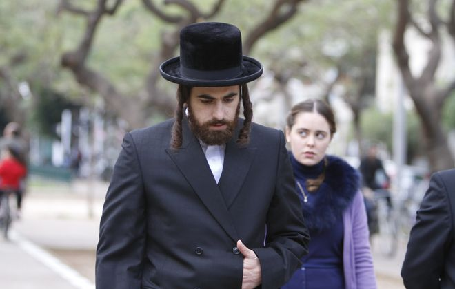 """Yiftach Klein and Hadas Yaron star in """"Fill the Void."""""""