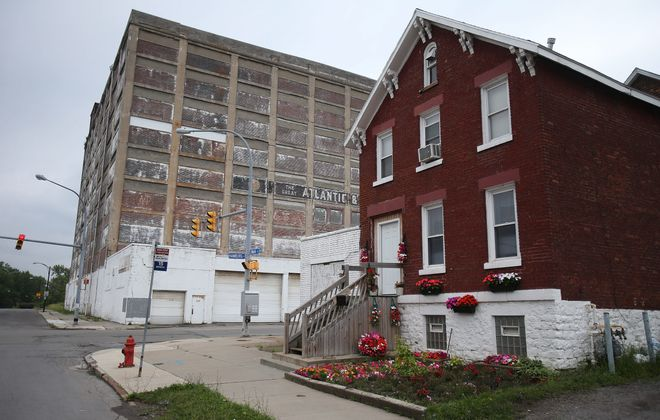 City Mission will convert 246,000-square-foot warehouse on Swan Street, which is nearly eight times the size of its current men's shelter on East Tupper Street.