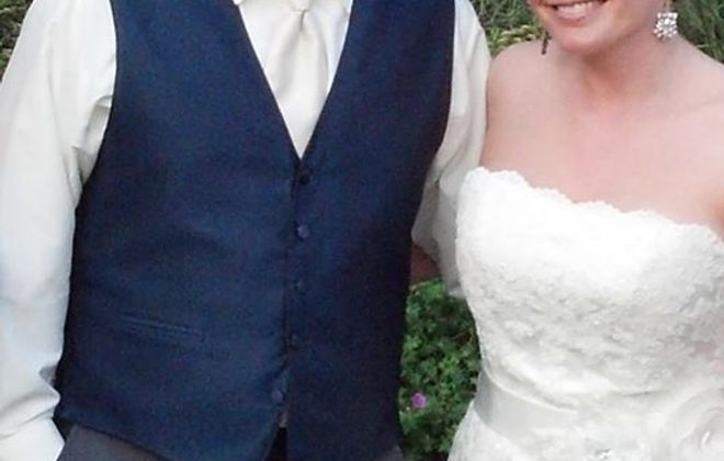 Krista M. Shoemaker and Robert Drew Wooster wed in Wickham Park