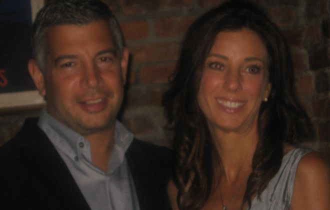 Roseann S. Giordano and James C. Papafagos wed in St. George Orthodox Church