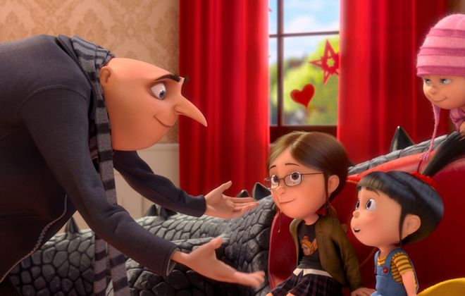 """""""Despicable Me 2"""" is great family friendly fun."""