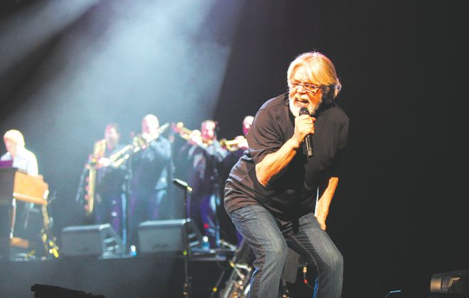 Bob Seger and the Silver Bullet Band performs at the First Niagara Center in Buffalo on Thursday, April 18, 2013.