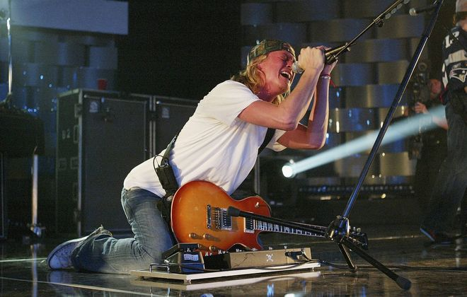 Getty Images  Puddle of Mudd opens Labatt Canal Concert Series.